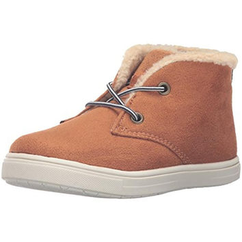 Carters Boys Cloudy  Faux Fur Lined Lined Chukka Boots