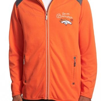 Men's Tommy Bahama 'Goal Line - Denver Broncos' NFL Full Zip Jacket,