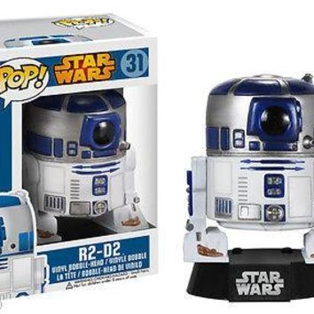"Funko Pop Star Wars R2-D2 3.75"" Vinyl Figure"