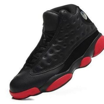 Air Jordan retro 13 bred gym red lows basketball shoes sneakers mens cheap sneakers