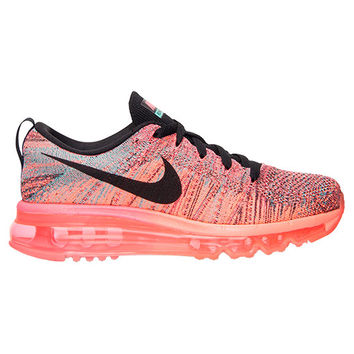 282da0708aaf Women s Nike Flyknit Air Max Running from Finish Line