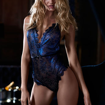 Chantilly Lace Teddy - Very Sexy - Victoria's Secret