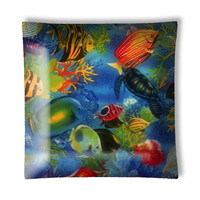 Tropical Fish Coral Reef Ceiling Light Lamp