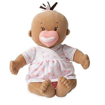 Manhattan Toy Baby Stella Beige Soft Nurturing First Baby Doll for Ages 1 Year and Up, 15""