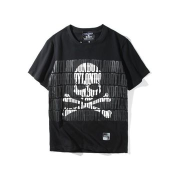spbest Boy London  Skeleton BOY  T-Shirt