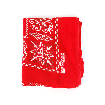 Trunk Up Elephant Brand Bandana, Snowflakes