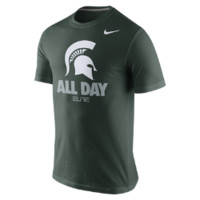 Nike Basketball Team (Michigan State) Men's T-Shirt