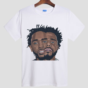 KENDRICK LAMAR and J COLE Cool Azz T-shirt
