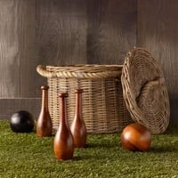Lawn Bowling | Outdoor Games | Restoration Hardware