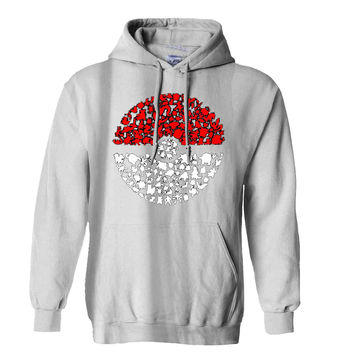 Who s that pokemon Hoodie for Mens Hoodie and Womens Hoodie *
