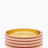 no strings attached idiom bangle - kate spade new york