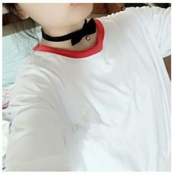 n611 Harajuku lace Gothic punk velvet necklace collar women Bow bells clang necklace Clavicle necklace