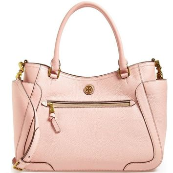 Tory Burch Frances Satchel Bag