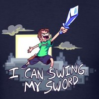 I Can Swing My Sword (Minecraft Diamond Sword Song)