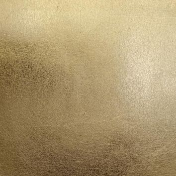 Scalamandre Wallpaper WP88334-001 Gold Leaf Gold Metal