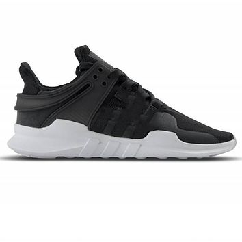 ADIDAS EQT SUPPORT ADV breathable casual shoes men's shoes black