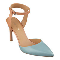 Nine West: Capricious Ankle Strap High Heels