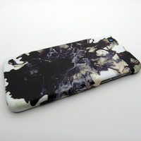 Unique Marble Stone iPhone x 7 8 6 6s Plus Case Cover + Nice Gift Box