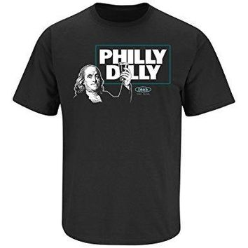 Philadelphia Eagles Philly Dilly Short Or Long Sleeve T-Shirt