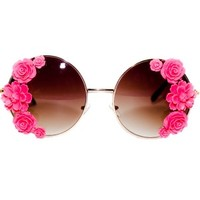 Women's Gypsy Sunglasses - Hot Pink