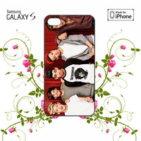 One Direction hendrix iPhone 4/4S / 5/ 5s/ 5c case, Samsung Galaxy S3/ S4 / S5  case, iPod Touch 4 / 5 case