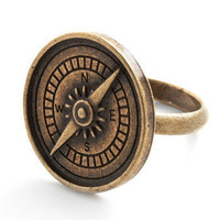 Best of Times Ring in Pathway | Mod Retro Vintage Rings | ModCloth.com