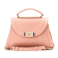 Mina Leather Shoulder Bag  * See by Chloé