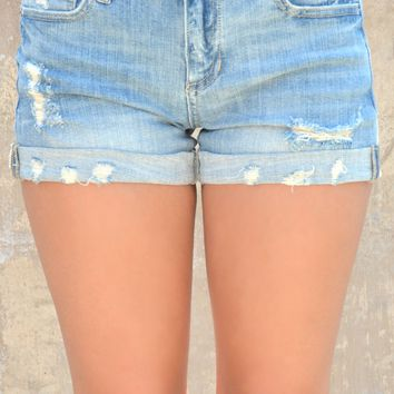 Summer Vibes Shorts - Medium