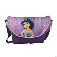Jasmine Princess Messenger Bags