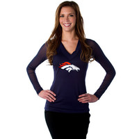 "Denver Broncos Women's Official NFL ""Wildkat"" Top"
