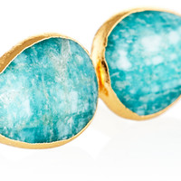 Amazonite Uli Ring, Stone & Novelty Rings