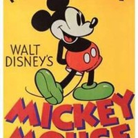 New Mickey Mouse Walt Disney Classic Movie Art Poster Home Wall Decor 188680