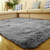 100*200cm/39.37*78.74in shaggy carpets for living room modern living room rugs and carpets Free Shipping