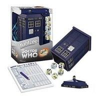 Doctor Who Yahtzee 50th Anniversary Collector's Edition Game - Usaopoly - Doctor Who - Games at Entertainment Earth