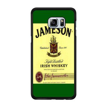 Jameson Wine Irish Whiskey Samsung Galaxy S6 Edge Plus Case