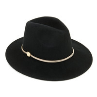 Felt fedora - Black | Hats | Ted Baker