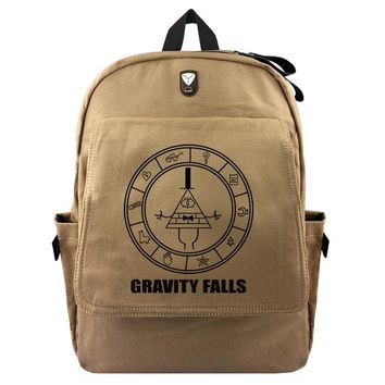 Cool Attack on Titan Anime Fairy Tail/ Kingdom Hearts/ Canvas Cartoon Backpack Student School Bags Women Haversacks Casual Travel Bags AT_90_11