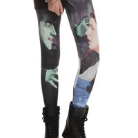 The Wizard Of Oz Witch & Dorothy Leggings | Hot Topic