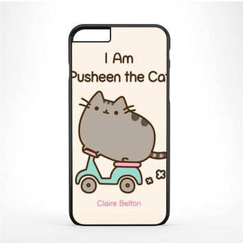 i'm Pusheen The Cat Book Iphone 6 Plus | 6s Plus Case
