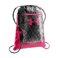 Under Armour UA Hustle Sackpack One Size Fits All EXUBERANT PINK