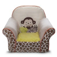 Carter`s Wild Life Chair Slip Cover $25.99
