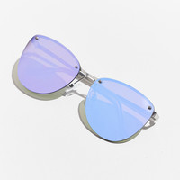 Spacewoman Rimless Frame Sunglasses | Urban Outfitters