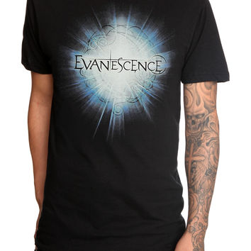 Evanescence Shine T-Shirt | Hot Topic
