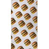 Big Mac Beach Towel