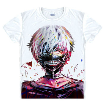 Tokyo Ghoul - White T-Shirt