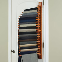 The Closet Organizing 20 Trouser Rack