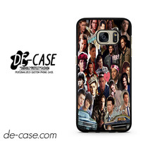 Supernatural Collage DEAL-10352 Samsung Phonecase Cover For Samsung Galaxy S7 / S7 Edge