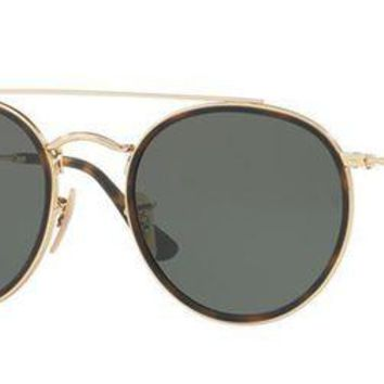 UCANUJ3V Ray-Ban Round Double Bridge