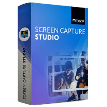 Movavi Screen Capture Studio 10.0.1 Crack Full Activation Key