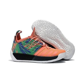 Adidas Harden Vol. 2 Pink Basketball Shoes Us7 11.5